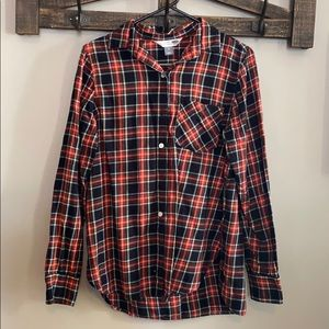 Old Navy Flannel - Medium